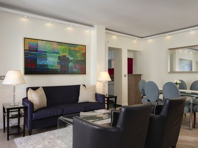 Photo for PARIS FURNISHED APARTMENT 2 BEDROOM LUXE - ETOILE / TERNES