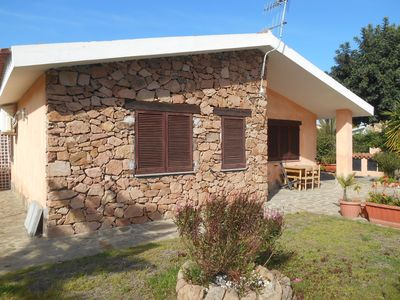 Photo for House with garden just a few steps from the center of San Teodoro