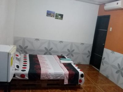 Photo for Private room air conditioning, private bathroom, wifi, tv, near the sea.