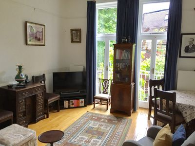 Photo for 2-bedroom flat in beautiful, central Belsize Park.