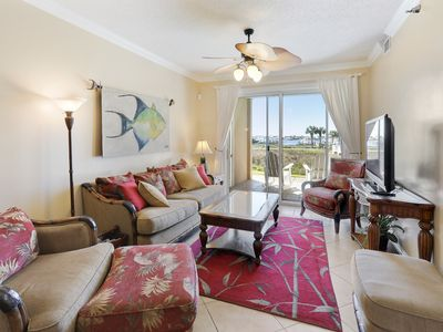 Photo for Harbor Cove 3BD/3BA Waterfront w/Optional Boat Slip | Ground Floor | Sleeps 6
