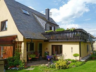 Photo for Holiday apartment Bruschied for 2 - 8 persons with 2 bedrooms - Holiday apartment in a two family ho