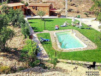 Photo for Nice villa with pool access and Wifi