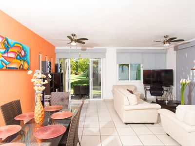 Photo for Casa Rocio -Close to the beach! Beautiful home in Vallarta with shared pool. 2BR+DEN