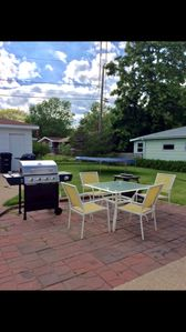 Photo for Cozy 3 bedroom home within 2 miles of EAA Grounds.