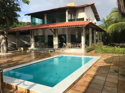 Photo for House in Ponta de Pedras waterfront with Best Location