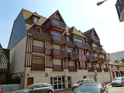 Photo for Apartment Le Mustang  in Deauville - Trouville, Normandy - 4 persons, 1 bedroom