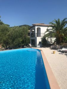 Photo for VILLA MAXIMA SUNSET 400 M2 - 800 METERS FROM THE SEA - PRIVATE POOL