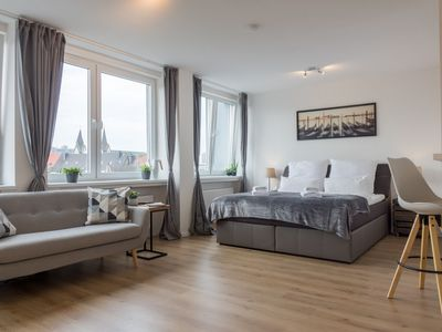 Photo for Stylish business apartment at the university, near main station