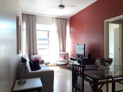 Photo for Charming 02 rooms +01 reversible 50 meters from the sea
