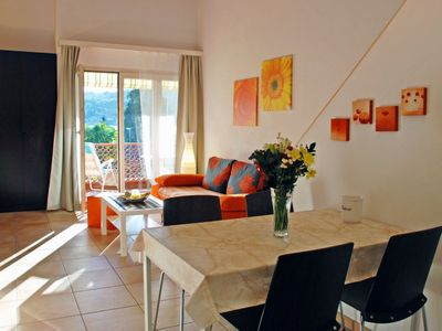 Photo for Apartment Parcolago (Utoring) in Caslano - 2 persons, 1 bedrooms