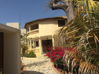 Photo for Villa by the sea, with garden - Saly