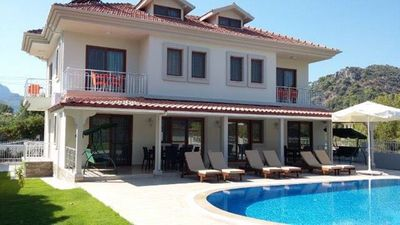 Photo for Stunning 7 bedroom villa only 12 - 15 minutes walk to restaurants and bars