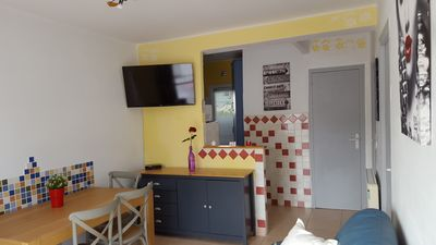Photo for Nerja: Comfort Apartment 4, Air Conditioning, Sat Tv, Wifi in City Center, P
