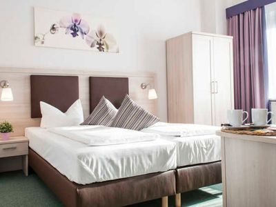 Photo for Double room HT (pets allowed) - Hotel See-Villa