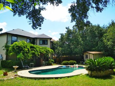 Photo for Lackland/Seaworld Cozy Home with a Private Pool