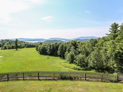 Four Season Paradise with Lake Access, Tennis, Pool, Skiing, and Free Golf!