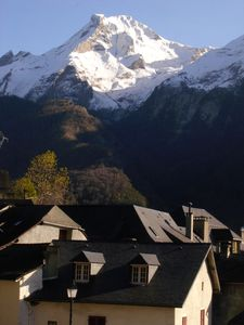 Photo for House village of Aas in valley of ossau, mountain
