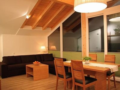 Photo for Trendy apartment - ideal for families with children - Café Maier