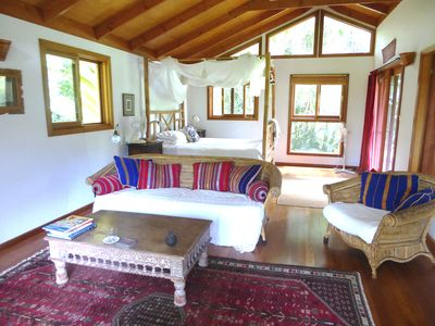 Photo for The Love Nest...delightful cabin in leafy setting