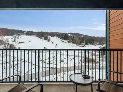 Photo for Appalachian Lodge★Mountain Front★Fire place★Balcony★@ Mountain Creek★Pool★248