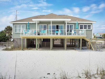 Photo for Sandcastle on the Beach ~ Perfect Gulf Front Home ~ Private Balcony