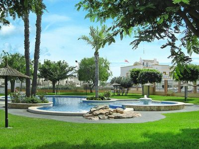 Photo for Holiday flat, Orihuela Costa  in Um Valencia - 4 persons, 2 bedrooms