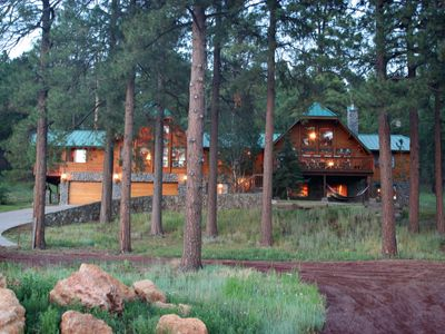 Photo for Flagstaff Getaway for Family or Retreats in secluded pine country!