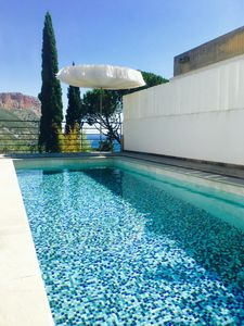 Photo for K-SEA 2 : Villa Cassis vue mer panoramique - Villa for 7 people in Cassis