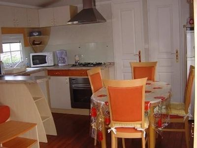Photo for PRES mobile home Rental PRROS GUIREC LOUANNEC A 2 STEPS FROM THE BEACH