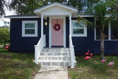 Quiet Bungalow Just Minutes To Clearwater Honeymoom Beaches Dunedin Blue Jays Clearwater