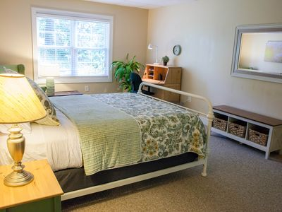 Photo for Bright and Happy Private Apartment in West Asheville