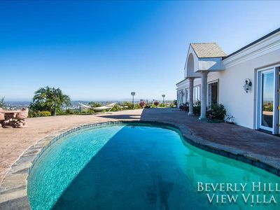 Photo for Beverly Hills View Villa