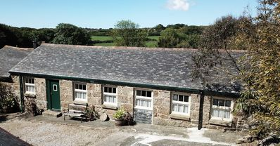 Plenty of light in this spacious cottage