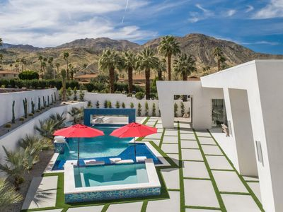 Photo for Brand New Construction, state of the art Pool and Spa, 5 Bedrooms, 5.5 Bathrooms