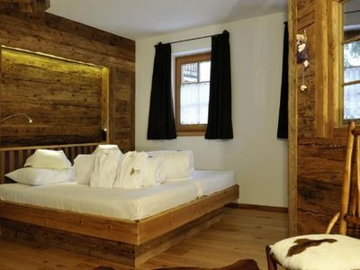 Photo for Almsuite im Chalet - Almwellness-Resort Tuffbad