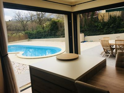 Photo for Seasonal rental of a villa with swimming pool