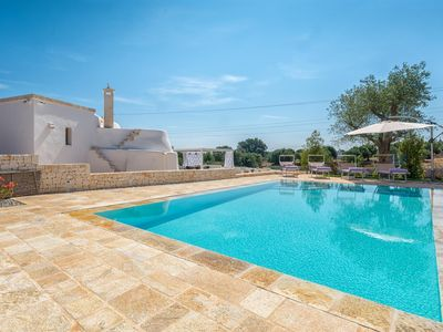 Photo for Trullo Atmosfera Wonderful, exquisite trulli, near Ostuni