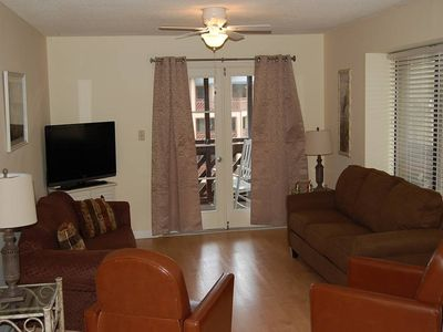 Photo for Heron Pointe E-12: 2 BR / 2 BA 2 br condo in Myrtle Beach, Sleeps 6