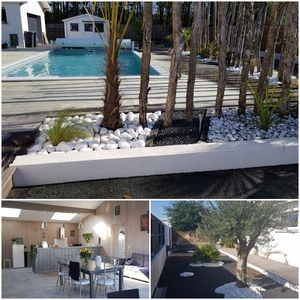 Photo for Seasonal rental Villa with pool in Arès