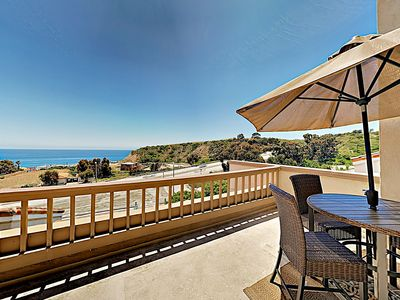 Photo for New Listing! Ocean-View Apartment - Minutes to Beach, Eateries, Shops, Hiking