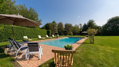 Photo for Beautiful, Newly Renovated Water Mill Estate