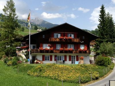 Photo for 2BR Chalet Vacation Rental in Grindelwald, BE