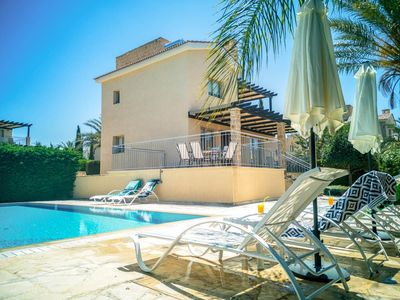 Photo for If you're looking for a great holiday home in Cyprus, then look no further! Villa Eurybia can provid
