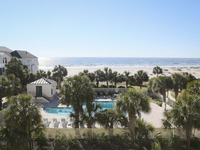 Photo for 2 BR/2 BA Oceanfront Villa - Recently Renovated And Beautifully Appointed