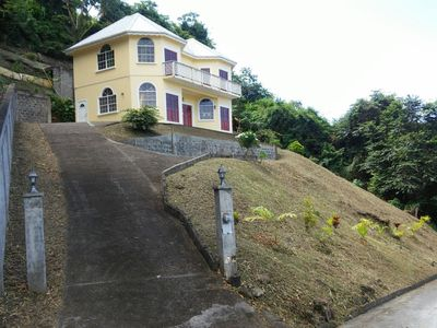 Photo for Amarillo villa is a lovely place situated in Mt. Parnassus, St. George's. Every.