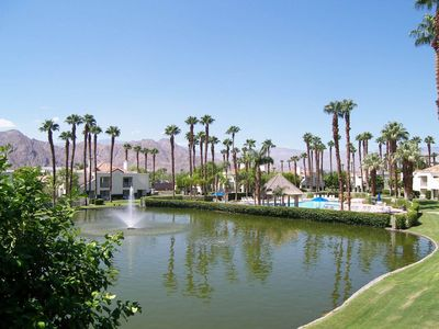 Photo for Relax in the Desert, newly updated home in Desert Breezes Resort Palm Desert