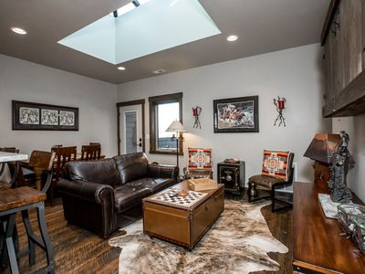 Photo for NEW premier penthouse in the heart of downtown Whitefish! 3BD 2BA Sleeps 8!