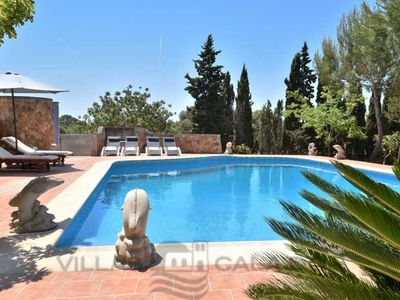 Photo for 5 bedroom Villa, sleeps 10 in Portocolom with Pool and WiFi