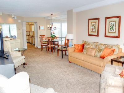 Newly renovated spacious condo in north end of Myrtle Beach near many local attractions!